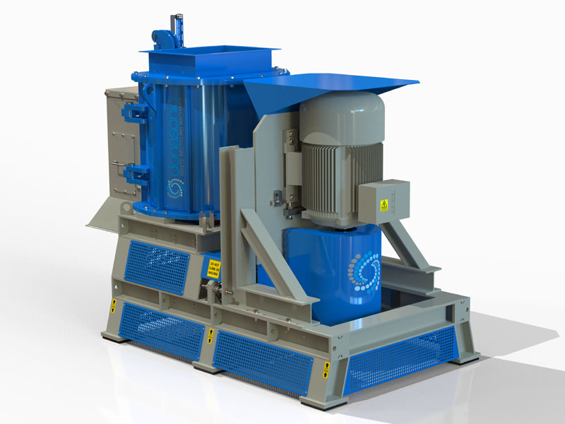 Crossflow / Vertical Crusher / Crushing Machine Gallery Image