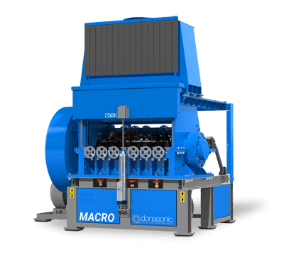 Macro Granulators / Fine Shredding Machine