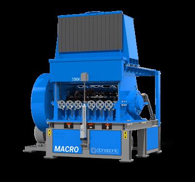 Macro Granulators / Waste Materials Recycling Machine