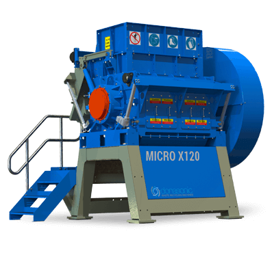 Micro Granulators / Waste Materials Recycling Machine