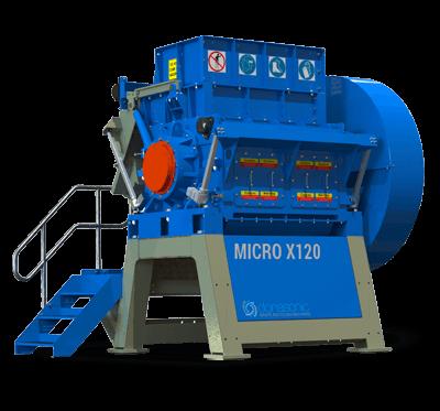 Micro Granulators / Waste Materials Recycling Machine