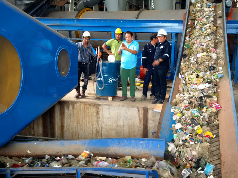 Donasonic Spare Parts and Repair Support - Waste Materials Recycling Machine Technology