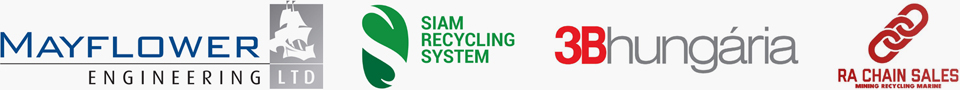Mayflower Engineering / Siam Recycling System / 3B Hungaria